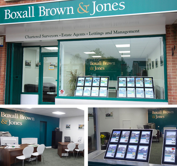 Boxall, Brown and Jones Allestree Office