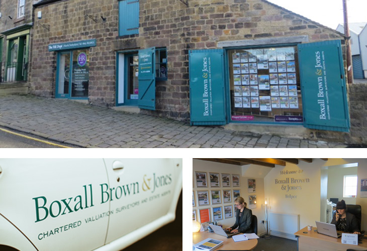 Boxall, Browna nd Jones Belper Office